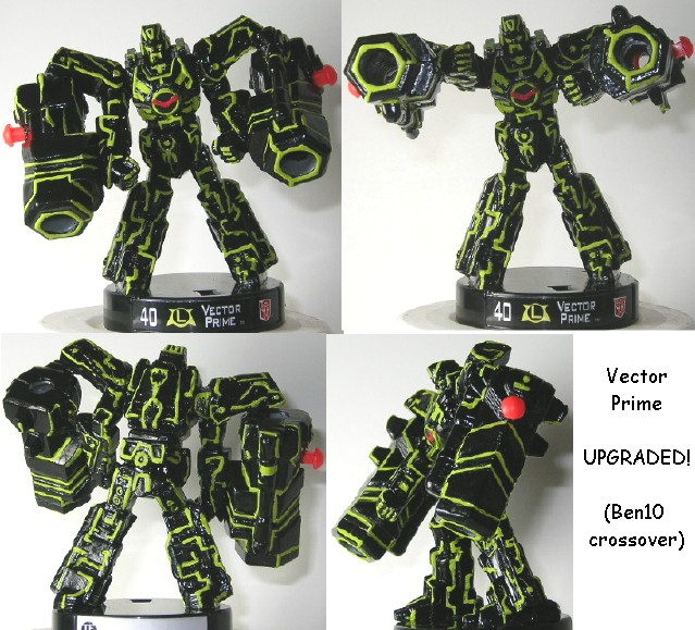 Dave S Transformers Painting Projects Pvcs Hoc Etc